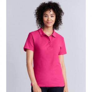 Gildan Ladies SoftStyle® Double Piqu+® Polo Shirt