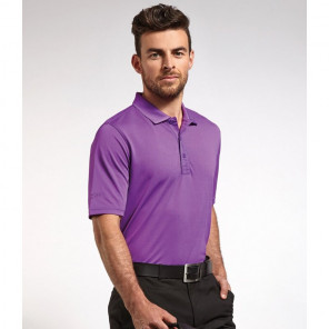 Glenmuir Performance Piqu	é Polo Shirt