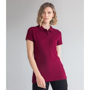 Henbury Ladies Modern Fit Cotton Piqu+® Polo Shirt