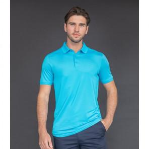 Henbury Slim Fit Stretch Microfine Piqu+® Polo Shirt