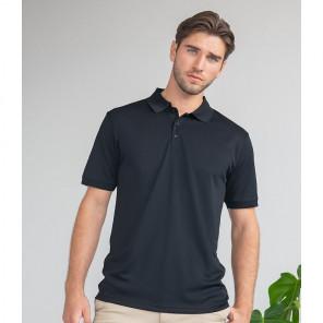Henbury Recycled Polyester Piqu+® Polo Shirt