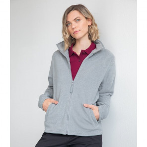 Henbury Ladies Micro Fleece Jacket