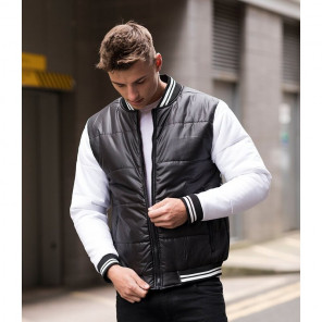 AWDis Varsity Puffer Jacket