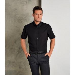 Kustom Kit Short Sleeve Tailored City Business Shirt
