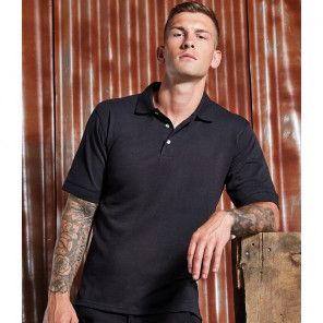Kustom Kit Chunky® Poly/Cotton Piqu	é Polo Shirt