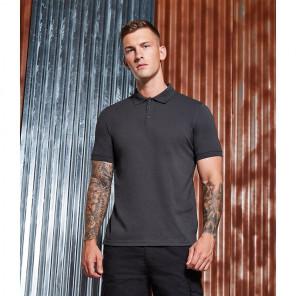 Kustom Kit Klassic Heavy Slim Fit Piqu+® Polo Shirt