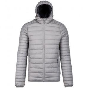 Kariban Lightweight Hooded Padded Jacket