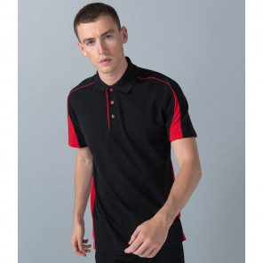 Finden and Hales Club Poly/Cotton Piqué Polo Shirt