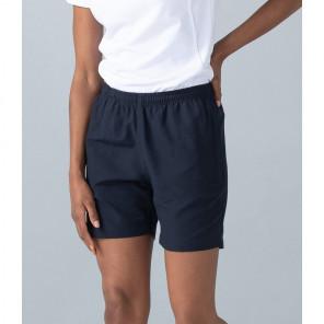 Finden & Hales Ladies Microfibre Shorts