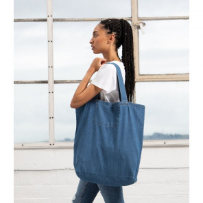 Mantis Denim Shopper
