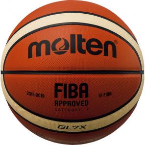 MOLTEN BGMX MATCH BASKETBALL - FIBA APPROVED