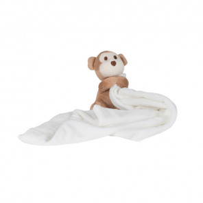Mumbles Monkey Comforter