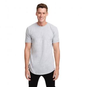 Next Level Long Body Cotton T-Shirt