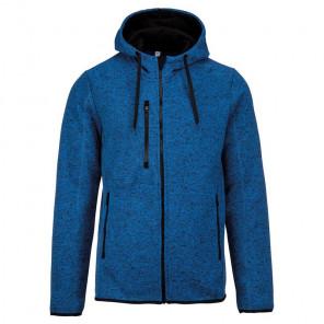 Proact Heather Hooded Jacket