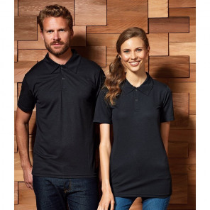 Premier Coolchecker® Stud Piqu+® Polo Shirt