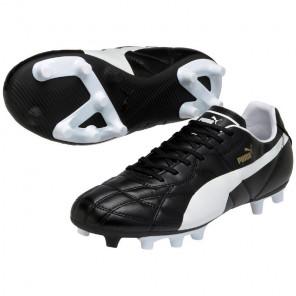 JUNIOR PUMA CLASSICO FG FOOTBALL BOOTS