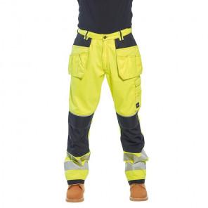Portwest PW3 Hi-Vis Trousers