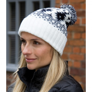 Result Deluxe Fair Isles Hat