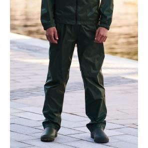 Regatta Pro Packaway Waterproof Breathable Overtrousers