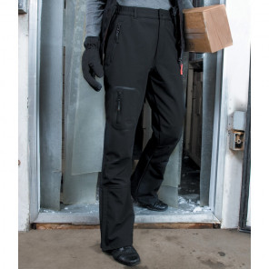 Result Work-Guard Ladies TECH Performance Soft Shell Trousers