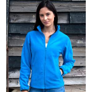 Result Core Ladies Fashion Fit Outdoor Fleece