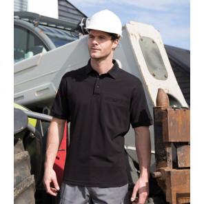 Result Work-Guard Apex Pocket Piqu+® Polo Shirt