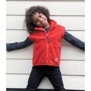 Result Kids/Youths Polartherm™ Fleece Bodywarmer