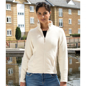 Result Ladies Semi-Micro Fleece Jacket