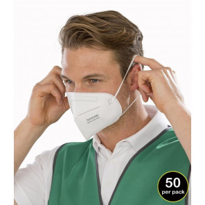 Result 4-Ply Disposable Respirator Mask