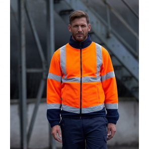 Pro RTX High Visibility Fleece Jacket