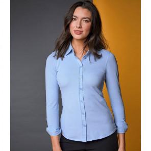So Denim Anna Knitted Long Sleeve Shirt