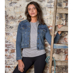 So Denim Ladies Olivia Denim Jacket