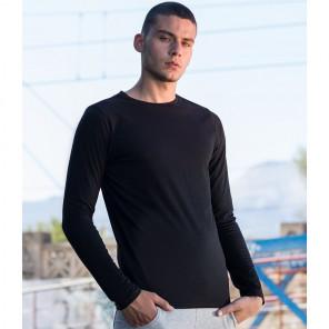 SF Men Feel Good Long Sleeve Stretch T-Shirt