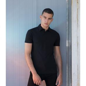 SF Men Stretch Piqu+® Polo Shirt
