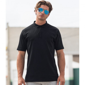 SF Men Fashion Jersey Polo Shirt