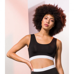 SF Ladies Fashion Crop Top