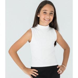 SF Minni Kids High Neck Crop Vest