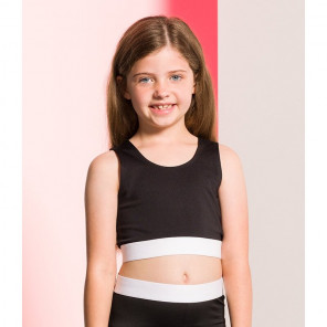 SF Minni Kids Fashion Crop Top
