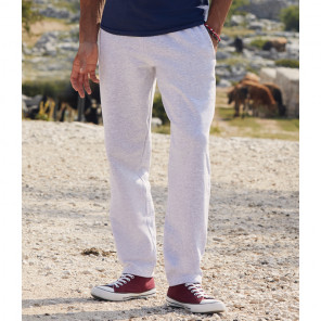 Fruit of the Loom Classic Open Hem Jog Pants