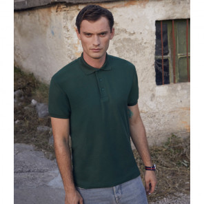Fruit of the Loom Heavy Poly/Cotton Piqu+® Polo Shirt