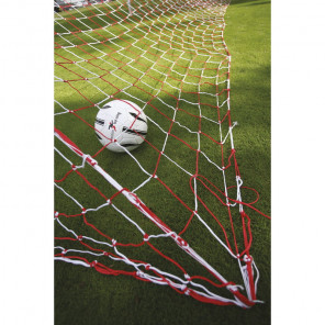 PRECISION FOOTBALL GOALNETS : 3.5MM KNOTTED