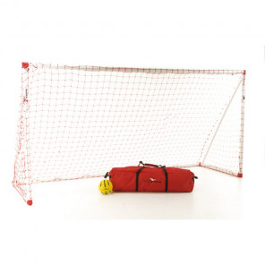 PRECISION PORTABLE GOAL WITH LOCKING SYSTEM