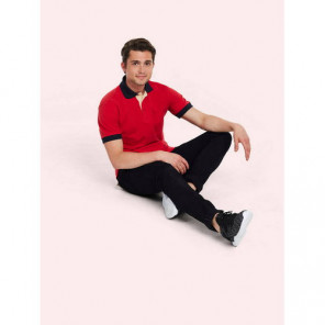 Uneek Clothing Contrast Poloshirt