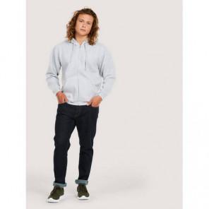 Uneek Clothing Adults Classic Full Zip Hooded Sweatshirt