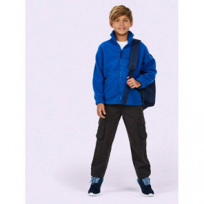 Uneek Clothing Childrens Full Zip Micro Fleece Jacket