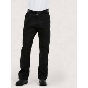 Uneek Clothing Cargo Trouser with Knee Pads - Long