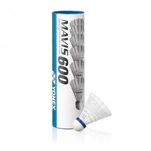 YONEX MAVIS 600 SHUTTLES (TUBE OF 6)