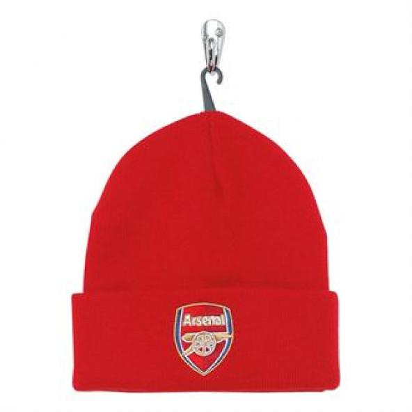Official Football Merch Adult Arsenal FC core beanie 99183b988