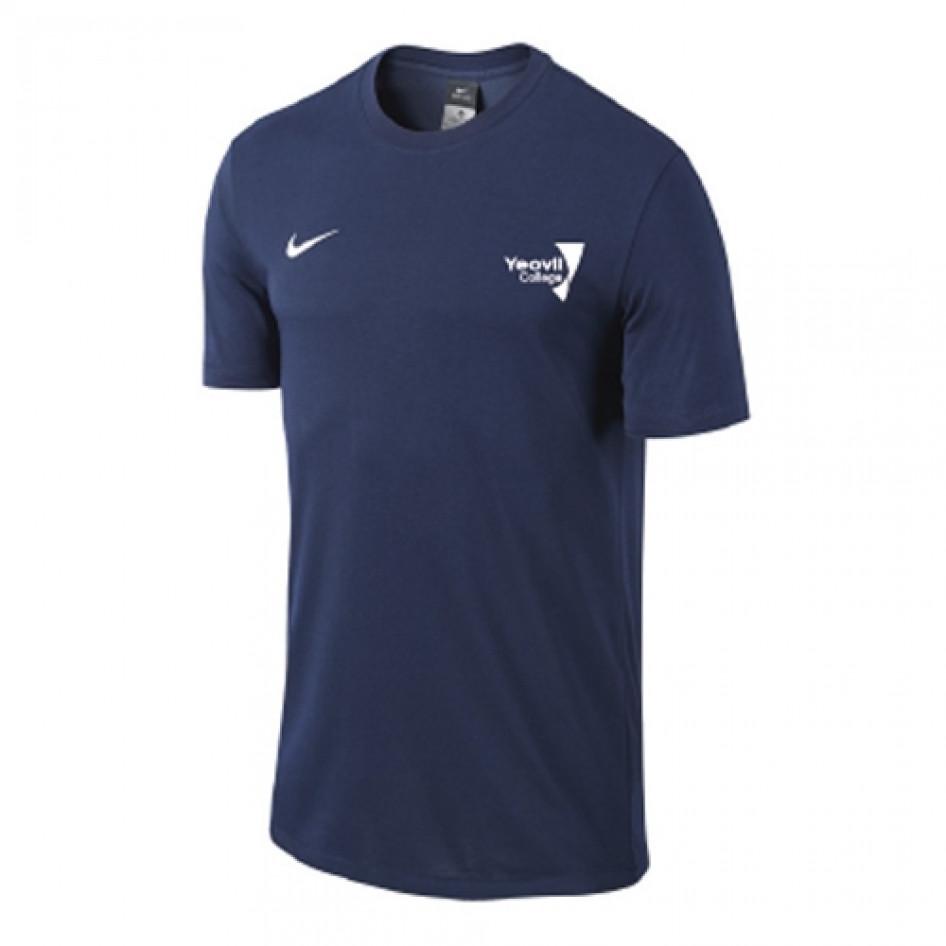 8cb361fd3 Nike Polycotton Team T-Shirt - Optional - Uniformed Public Services ...