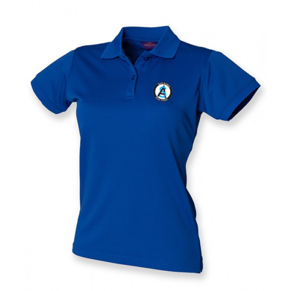 864121a7c Ladies Cool Fit Polo Shirt - Optional - Sports Academy